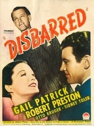 Affiche de Film Disbarred