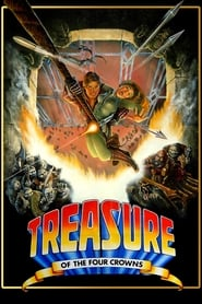 Poster Treasure of the Four Crowns 1983