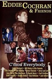 Poster Eddie Cochran & Friends: C'mon Everybody 2004