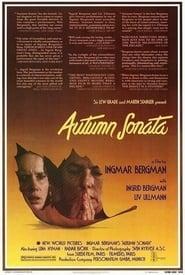 Bakomfilm Höstsonatem Poster