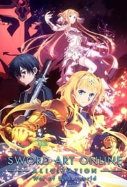 Sword Art Online Season 4 Episode 10