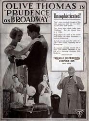 Prudence on Broadway 1919