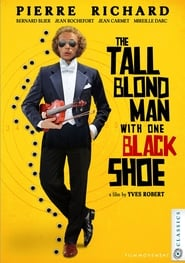 Poster The Tall Blond Man with One Black Shoe 1972