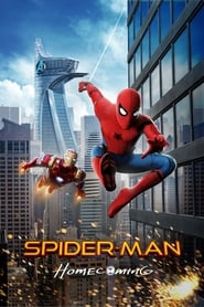 View Spider-Man: Homecoming (2017) Movies poster on Ganool