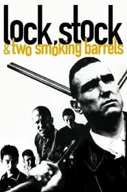 Poster for Lock, Stock and Two Smoking Barrels
