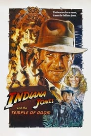 Poster Indiana Jones and the Temple of Doom 1984
