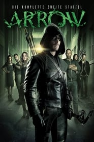 Arrow: 2 Staffel