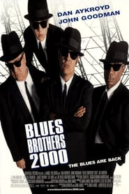 Poster Blues Brothers 2000 1998