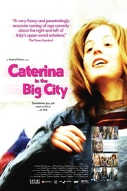Poster for Caterina in the Big City