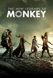 The New Legends of Monkey - Season 2 (2020) poster