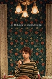 Poster for I'm Thinking of Ending Things