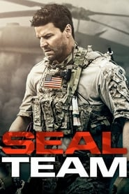 TV show cover of SEAL Team