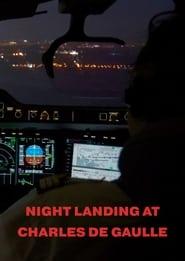 Night Landing At Charles De Gaulle