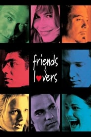 Poster Friends & Lovers 1999