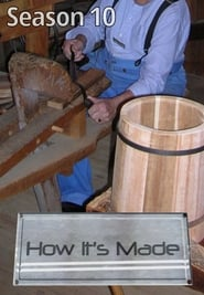 How It's Made - Season 10 (2008) poster