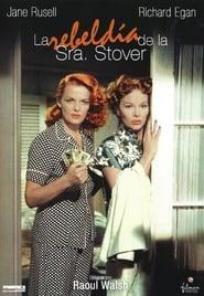 La rebeldía de la Sra. Stover 1956