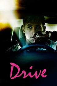 Poster for the movie, 'Drive'