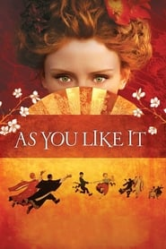 Poster As You Like It 2006