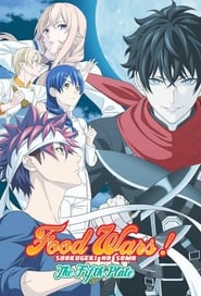 Food Wars! Shokugeki no Soma Season 5 Episode 8