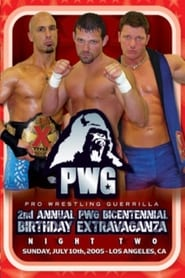 PWG 2nd Annual Bicentennial Birthday Extravaganza - Night Two