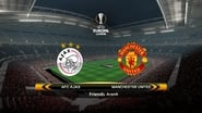 UEFA Europa League Final : Ajax Vs Man UTD Poster