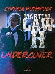 Poster Martial Law II: Undercover 1991