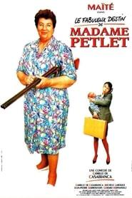 Le fabuleux destin de Madame Petlet 1995