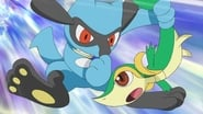 Pokémon Season 16 Episode 10 : Cameron's Secret Weapon!