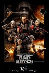 Poster Star Wars: The Bad Batch 2021
