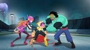 Grandes héroes: La serie 2x1