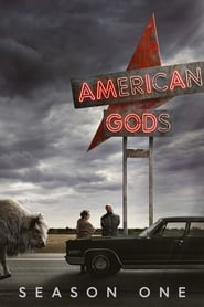 American Gods streaming vf poster