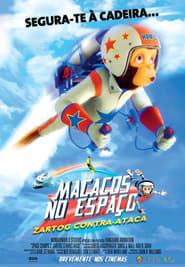 Poster Space Chimps 2: Zartog Strikes Back 2010