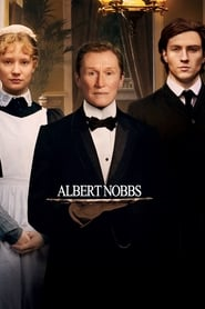 Poster for Albert Nobbs