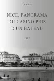 Nice, panorama du casino pris d'un bateau 1897