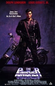 Poster The Punisher 1989