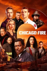 Poster Chicago Fire - Season 8 2021