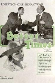 Better Times 1919