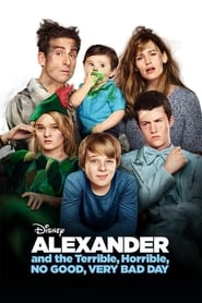 Alexander and the Terrible, Horrible, No Good, Very Bad Day - Azwaad Movie Database