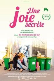 Poster Une joie secrète 2019