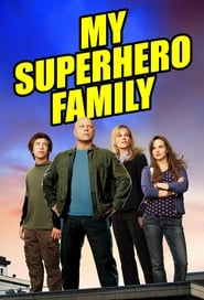 Seriencover von My Superhero Family