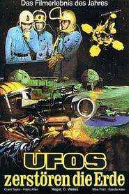 Ufos zerstören die Erde (1962)