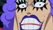 One Piece Season 13 Episode 443 : The Ultimate Team Has Formed! Shaking Impel Down!