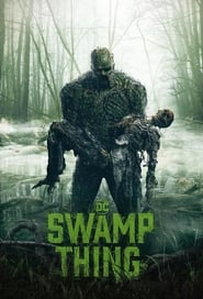 Poster Swamp Thing 2019