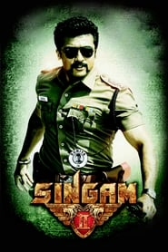 Main Hoon Surya Singham 2 – 2013 WebRip South Movie Hindi Dubbed 400mb 480p 1.2GB 720p 4GB 7GB 1080p
