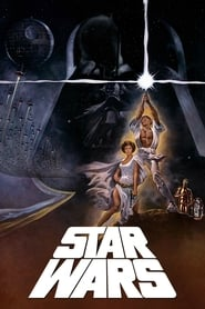 Poster Star Wars 1977