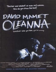 Poster del film Oleanna