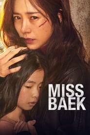 Poster Miss Baek