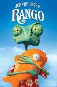 Poster Rango 2011