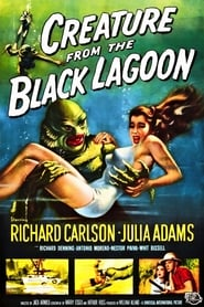 Poster Creature from the Black Lagoon 1954