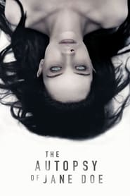Poster for The Autopsy of Jane Doe